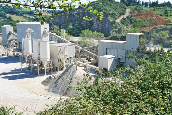 Cantera la belonga s a cat logo de la industria de la construcci n asturiana - Empresas construccion asturias ...